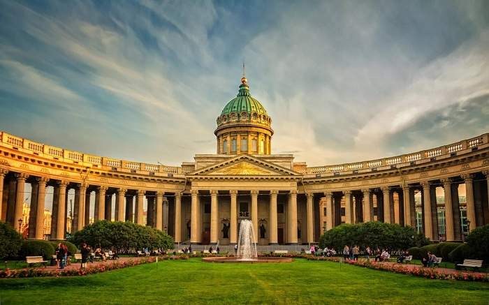 E-Visas for foreign travelers are planned to be launched in St. Petersburg