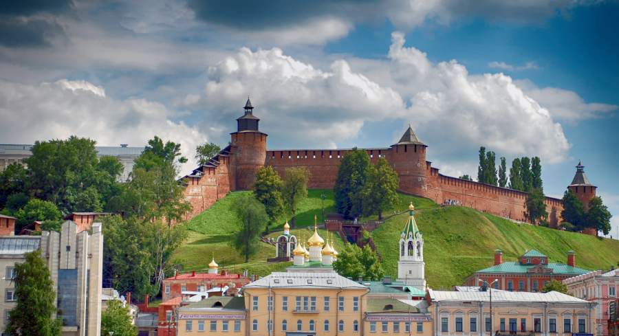 Travel with 50% discount from St. Petersburg to Nizhniy Novgorod in March