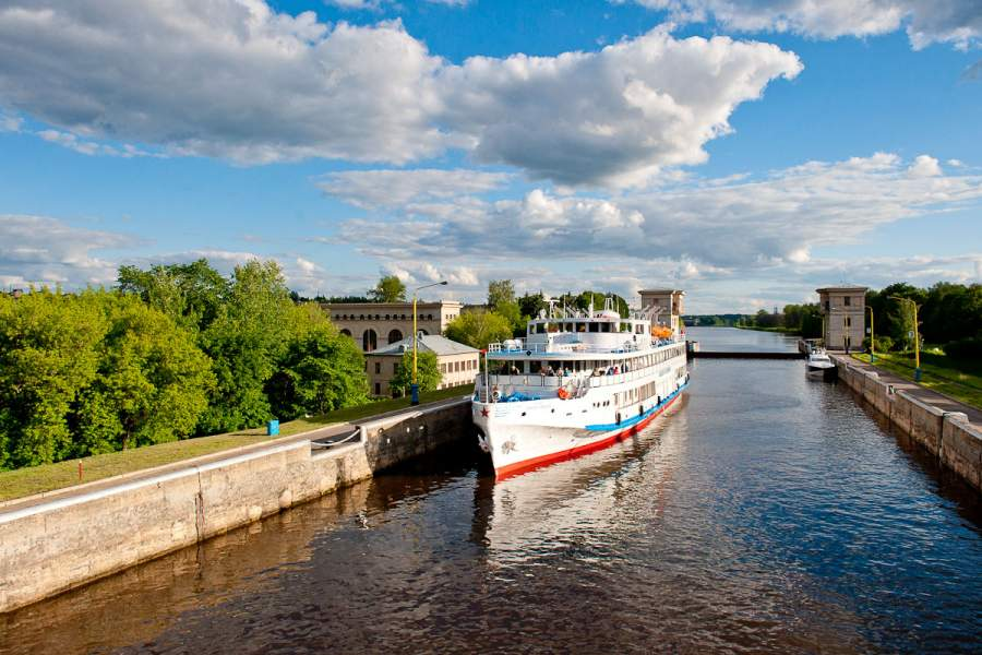 The passenger flow of the Moscow Canal reached 1 million from the beginning of the year