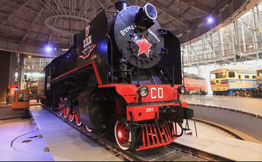 The biggest Railway Museum has been opened in St. Petersburg
