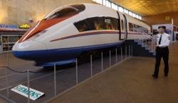 Siemens trains for Sochi