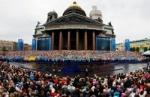 Russian Choir Sets Record