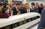 The first High-speed Railway in Russia might be open in the Ural