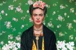 Paintings by Frida Kahlo in St. Petersburg