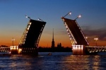 Bridges in St. Petersburg