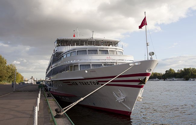 Cruises on 'Leo Tolstoy' vessel