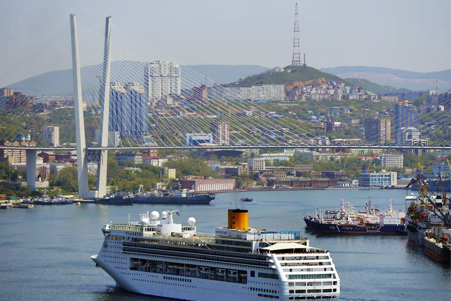 Simplified visa to the Free Port of Vladivostok