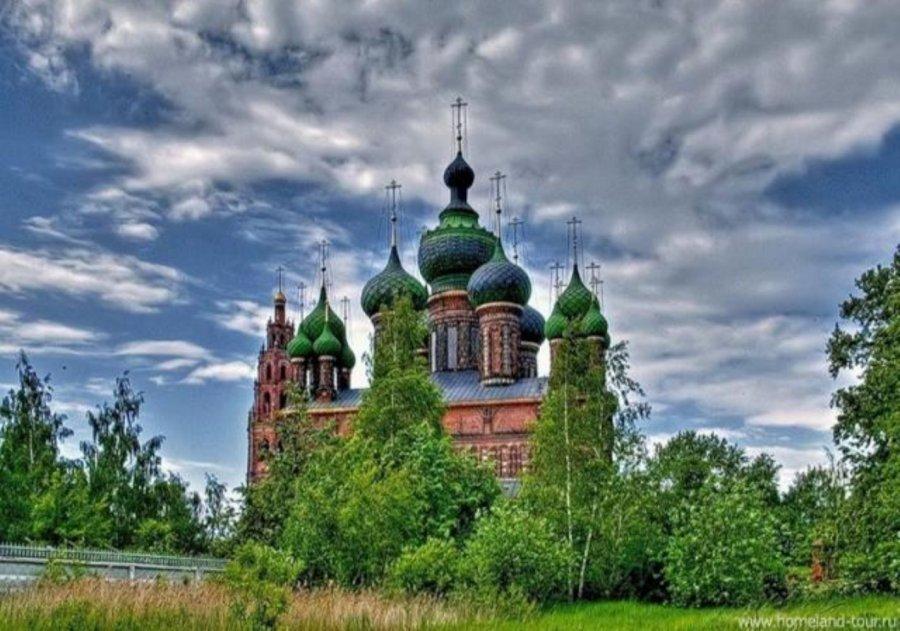 Volga River Cruises - Yaroslavl