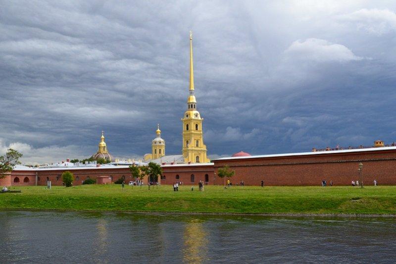 Saint Pétersbourg  Excursion à la Forteresse Pierre et Paul sans transport