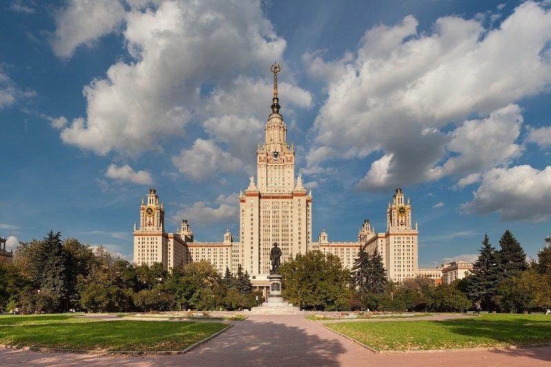 Moscou  Tour de Moscou soviétique et post-soviétique sans transport