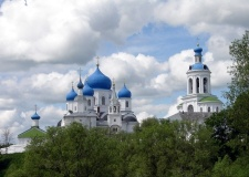 Group Tour Golden Ring Tour combined with Moscow and St. Petersburg (8 days 7 nights)