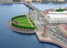 4 days and 3 nights in St. Petersburg
