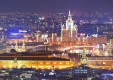 4 días y 3 noches en Moscú