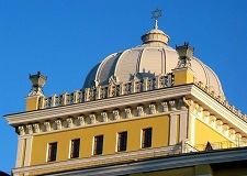 Jewish Heritage of Moscow and St. Petersburg Tour Package