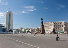 Vladivostok  City tour with transport