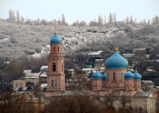 Moscow - Rostov-on-Don (15 Days and 14 Nights)