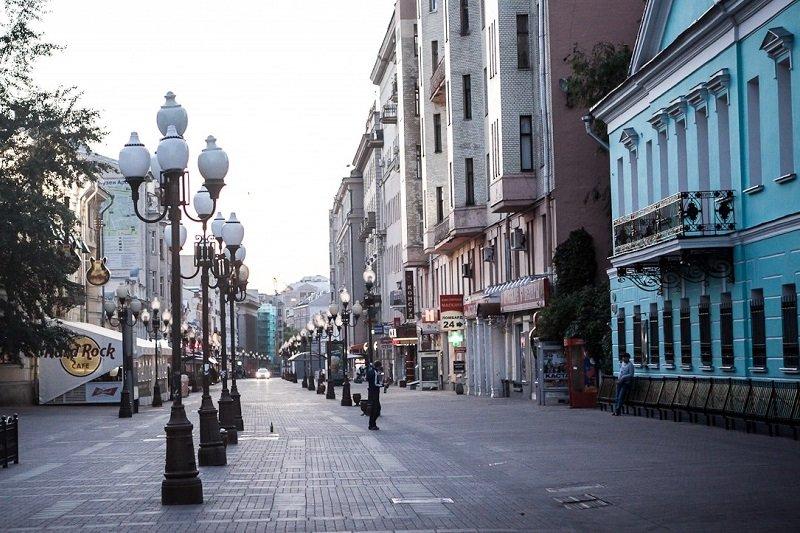 Mosca  Visita al Metro di Mosca e alla via Old Arbat senza trasporto