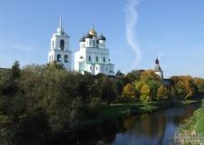 Ancient Russia, the Beginning: Novrogod, Pskov, Izborsk, Pechory, Smolensk 6 days/5 nights