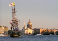St. Petersburg - Moscow (11 Days and 10 Nights)
