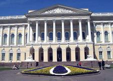 St. Petersburg  Russian Museum w/transport