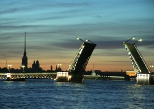 8 days and 7 nights in St. Petersburg