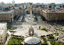 Kiev  Tour de la ciudad con transporte