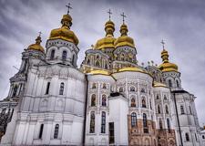Kiev  Kiev-Pecherskaya Lavra (with museums)