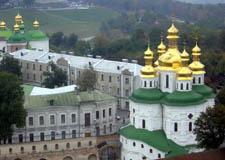 Kiev  Kiev-Pecherskaya Lavra (without museums)