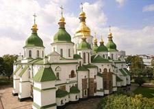 Kiev  St. Sophia´s Cathedral