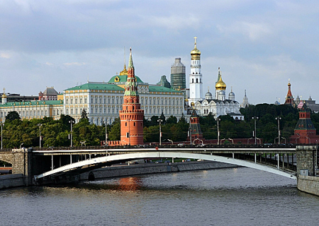 Crucero Moscú - San Petersburgo