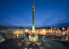 Kiev  Tour a pie por la Ciudad