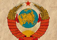 Saint Pétersbourg  Leningrad soviétique avec le transport
