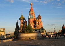 Moscow and St. Petersburg, 5 days and 4 nights
