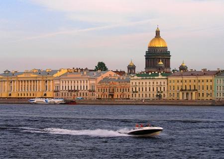 Crucero San Petersburgo - Moscú