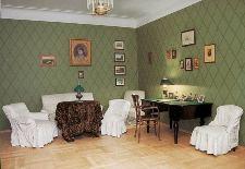 Moscow  The Anton Chekhov house museum tour w/transport