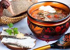 St. Petersburg  Russian Cooking Class. Soups