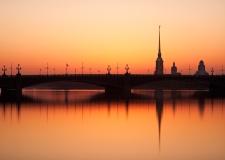 Fin de semana en San Petersburgo