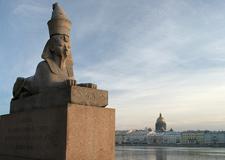 Saint Pétersbourg  Tour de ville y compris la Cathédrale St-Isaac, sans transport