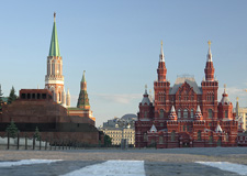 Moscow - St. Petersburg (11 Days and 10 Nights) MTF