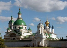Golden Ring: Vladimir, Bogolubovo, Suzdal, Kostroma, Yaroslavl, Rostov, Pereslavl Zalessky, Sergiev Posad, 5 days 4 nights