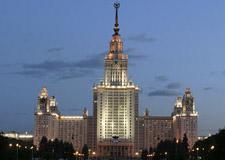 Moscú  Moscú Soviética y Post - Soviética con transporte