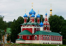 St. Petersburg - Moscow (8 Days and 7 Nights)