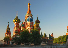 Moscú  Tour a pie por la Plaza Roja