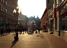 Moscú  Tour a pie del Antiguo Arbat