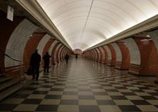 Moscú  Tour a pie por el Metro de Moscú