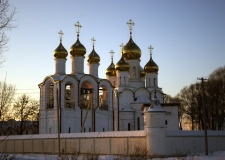 Anneau d´Or: Vladimir, Bogolubovo, Suzdal, Kostroma, Yaroslavl, Rostov, Pereslavl Zalessky, Sergiev Posad, 5 jours 4 nuits