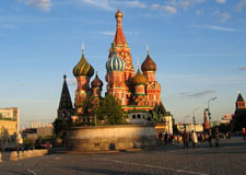 Moscow  Kremlin, Red Sq., Cathedrals & Diamond Fund walking tour