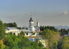 Moscow - Astrakhan (13 Days 12 Nights)