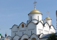 Golden Ring: Suzdal, Bogolyubovo, Vladimir, 2 days 1 night (hotel in Suzdal)