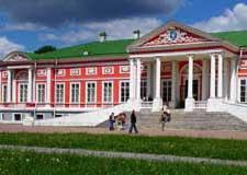 Moscow  Tour to Kuskovo w/transport